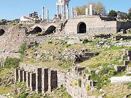 2 Days Ephesus and Pergamum Tour from Izmir